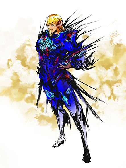 Chevalier dragon