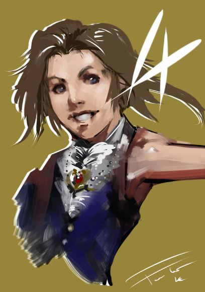 Djidane Tribal - Final Fantasy IX
